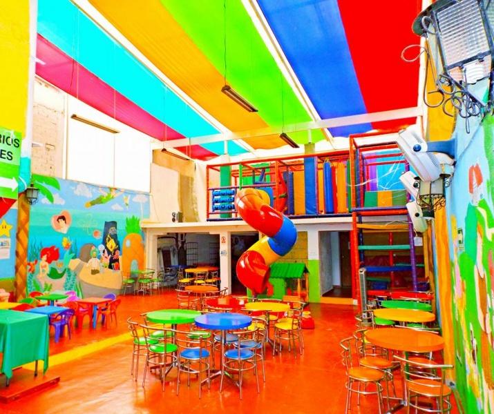 Elegant Gallery Of Salon De Fiestas Infantiles Eventos En With Los Mejores Salones  Decorados.